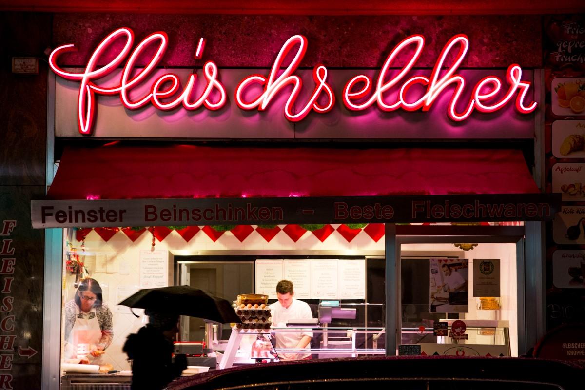 Fleischselcher